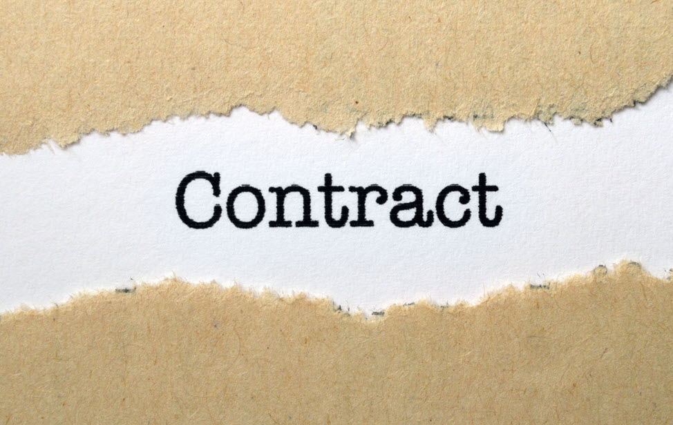 Using Contracts to Manage E-Discovery Risks